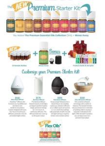 Premium starter kit comparisions #2